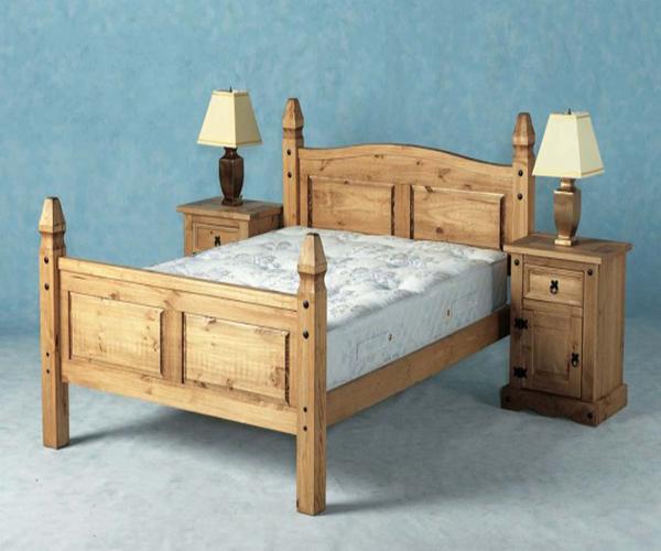 как выглядит кровать из ясеня