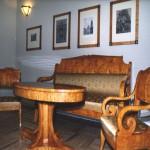 как выглядит набор мебели из древесины березы