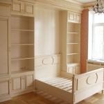как выглядит набор мебели из сосны