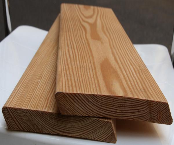 как выглядит планкен из лиственницы