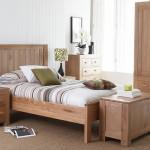 как выглядит спальня из массива березы