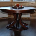 как выглядит стол из дуба