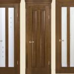 как выглядят двери из ясеня