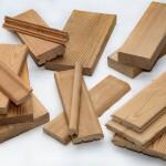 Погонажные изделия из лиственницы, их ассортимент, особенности и свойства