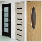 какие могут быть двери из сосны