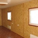 Особенности применения ОСБ для отделки и возведения домов