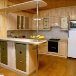 как выглядит кухня из мдф