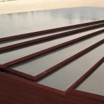 Ламинированная фанера, её производство, область применения и особенности использования