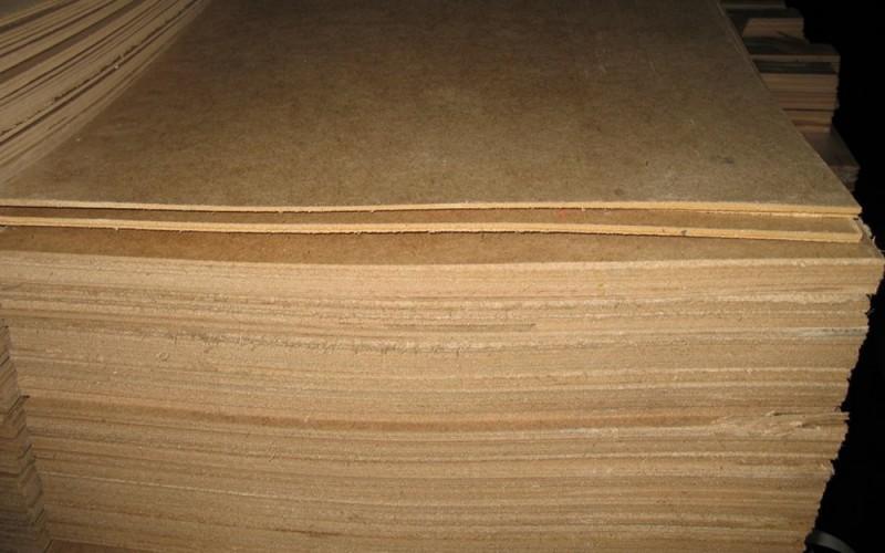 как выглядит лист двп