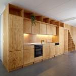 как выглядит мебель для гостинной из фанеры