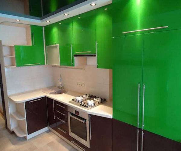 Как покрасить фасад кухни из мдф пленки