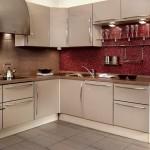 панели мдф в отделке кухни