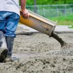 Цементобетон – универсальный материал для промышленного и бытового строительства