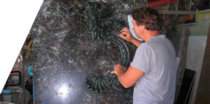 Скульптуры из полимербетона