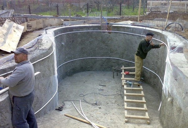 бетон гидротехнический класс в25 м350