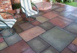 декоративный бетон плитка