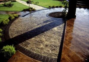 декоративный бетон самостоятельно руками
