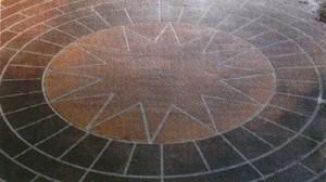 декоративный бетон виды