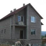 Особенности и технологии строительства домов из керамзитобетона