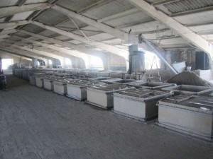 способы производства ячеистого бетона