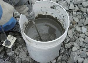 виды бетона с противоморозными добавками