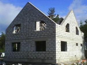 ячеистый бетон строительство