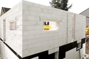 ячеистый бетон строительство домов