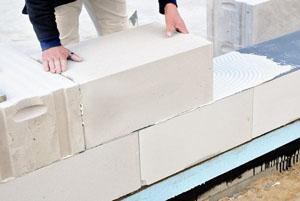 ячеистый бетон виды