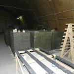 Этапы подготовки сырья и производства деревобетона-арболита