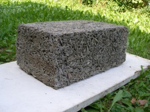 арболит состав структура