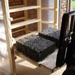 Технология изготовления деревобетона арболита и блоков из него своими руками