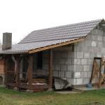 Строительство бани, гаража из газобетона и другие способы его применения