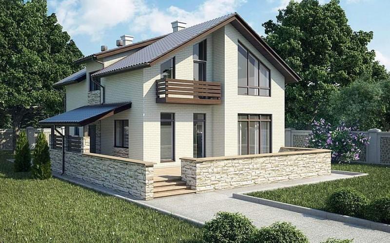 Дом своими руками стоимость строительства фото 139