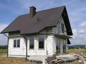 дом из газобетона особенности