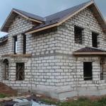 Строительство дома из пенобетона: как это сделать своими руками