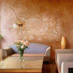 Цветная декоративная штукатурка для наружных и внутренних работ – все разнообразие отделок для интерьера и экстерьера