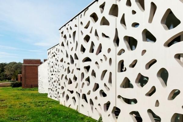Изготовление маф из бетона