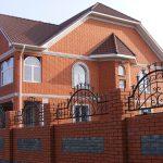 Применение красного керамического кирпича для строительства домов из него и для других целей