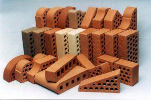 керамический кирпич применение