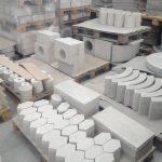 Все виды растворов, используемых для изготовления строительных и декоративных изделий из бетона, цемента и гипса