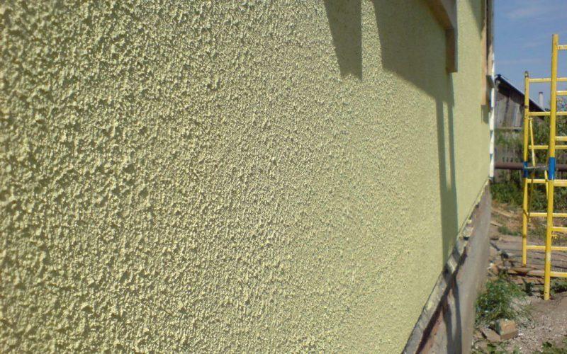Утепление фасадов пенопластом какой толщины