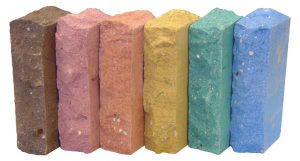 кирпич силикатный облицовочный типы