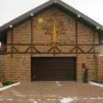 Виды клинкерного кирпича (клинкера): белый и цветной, облицовочный и строительный, фасадный и тротуарный