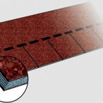 Гибкая (мягкая) битумная черепица – эксплуатационные свойства и характеристики, состав и структура материала