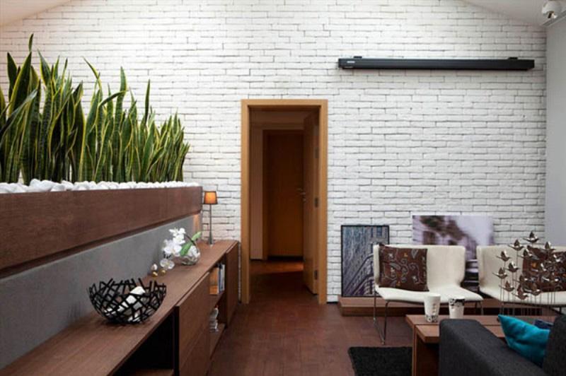 белая клинкерная плитка для внутренней отделки стен