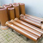 Керамические канализационные трубы — долговечно и надежно