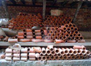 канализационные трубы керамика