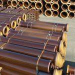 Керамические трубы — многофункциональные экологичные изделия