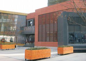 терракотовая плитка для фасадов