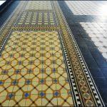 Что такое метлахская плитка, каковы ее плюсы и минусы?